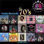 Compilation Fania records - the 70's, vol. four avec Orquesta Novel / Johnny Pacheco / Celia Cruz / Roberto Roena Y Su Apollo Sound / Fania All Stars...
