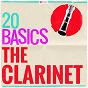 Compilation 20 basics: the clarinet avec Carl-Maria von Weber / Wurttemberg Chamber Orchestra Heilbronn / Jörg Faerber / Gerd Starke / W.A. Mozart...