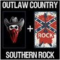 Compilation Outlaw country & southern rock avec Georgia Steamroller / Carrie Allison / Pacific Edge / Graham BLVD / The Honey Sweets...