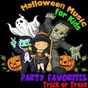 Compilation Halloween music for kids: party favorites trick or treat avec The Countdown Kids / CDM Project