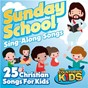Album Sunday school sing-a-long songs: 25 christian songs for kids de The Countdown Kids