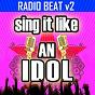 Album Sing it like an idol: radio beat v2 de The Original Hit Makers