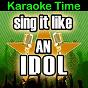 Album Sing it like an idol: karaoke time de The Original Hit Makers