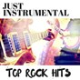 Album Top rock hits just instrumentals de Wicker Hans