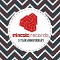 Compilation Intricate records (3 year anniversary) avec Roddy Reynaert / Sergey Tkachev / Alexey Sonar / Feu d'or / Vadim Soloviev...
