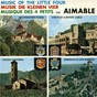 Album Music of the little Four de Aimable