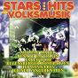 Compilation Stars und hits der volksmusik avec Martin Egel / Orginal Budweiser / Moldau Madel / Renate Bayerlein / Kaiserwald Duo...