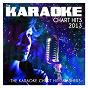Compilation The karaoke chart hits 2013 avec Sak Noel / Michael Jones, Reginald Perry / The Karaoke Chart Hit Smashers / A Hedfors, S Ingrosso, S Fragogiannis / T Bergling, A Pournouri, L Kirkland, P Woods, E James...