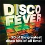 Compilation Disco fever avec Andrea True Connection / The Jacksons / Wild Cherry / Earth, Wind & Fire / Baccara...