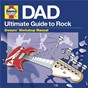 "Compilation Haynes dad - ultimate guide to rock avec Europe / Journey / Survivor / Electric Light Orchestra ""Elo"" / Carlos Santana..."