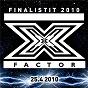 Compilation X-factor finaali 25.4.2010 avec Enchant / Yrjänä Salmela / Leena Tirronen / Samuli Taskinen / Elias Hämäläinen