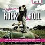 Compilation Super rare teenage rock & roll, vol. 5 avec Rocky Storm / Jimmy Barbee / Budd Albright / Frank Pizani / Ron Jones...