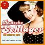 Compilation Deutsche schlager - die grössten hits, vol. 3 avec Lawrence Winters / Undine von Medvey / Lars Karge / Leila Negra / Freddy Quinn...