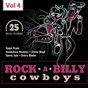 Compilation Rockabilly cowboys, vol. 5 avec Buck Trail / Bob Luman / Leon, Carlos / Tom James / Tommy Spurlin...