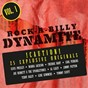 "Compilation Rock-a-billy dynamite, vol. 1 avec Ron Haydock / Elvis Presley ""The King"" / Art Adams / Wanda Jackson / Ron Haydock, the Boppers..."
