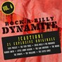 """Compilation Rock-a-billy dynamite, vol. 6 avec The Lane Brothers / Elvis Presley """"The King"""" / Dwight Whitey Pullen / The Unimates / Wayne Walker..."""