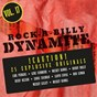 Compilation Rock-a-billy dynamite, vol. 17 avec Hasil Adkins / Carl Perkins / Gene Summers / Jerry Kennedy / Jackie Lee...