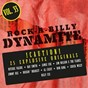 Compilation Rock-a-billy dynamite, vol. 33 avec Chuck Wiley / Lee Hazlewood / Ritchie Valens / Ray Smith / Freddie Bell, the Bell Boys...