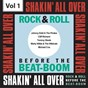 Compilation Shakin' all over, vol. 1 avec Johnny Duncan & His Blue Grass Boys / Johnny Kidd, the Pirates / Cliff Richard / The Shadows / Tommy Steele...