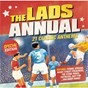 Compilation The Lads Annual avec The View / The Stone Roses / Jeff Buckley / Manic Street Preachers / Primal Scream...