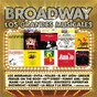 Compilation Broadway. los grandes musicales avec Helen Gallagher / Jill Haworth / Larry Kert / Ronnie Dyson / Julia Mckenzie...