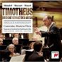 Album Händel/mozart/mosel: timotheus oder die gewalt der musik de Nikolaus Harnoncourt