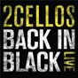 Album Back in black (live) de 2cellos