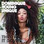 Album Throw it down de Dominique Young Unique