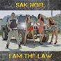 Album I am the law (remixes) de Sak Noel