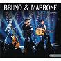 Album Agora (ao vivo) de Bruno & Marrone
