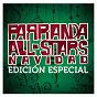 Compilation Parranda all-stars: navidad - edición especial avec Carlos Vives / Elvis Crespo / Prince Royce / Michel Teló / Ricardo Montaner...