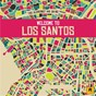 Compilation The alchemist and oh no present welcome to los santos avec Ariel Pink / Gangrene / Samuel T Herring / Earl Sweatshirt / Ab Soul...