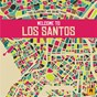 Compilation The Alchemist And Oh No Present Welcome To Los Santos avec MNDR / Gangrene / Samuel T Herring / Earl Sweatshirt / Ab Soul...