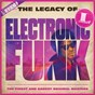 Compilation The legacy of electronic funk avec Juicy / Breakwater / Mico Wave / The O'Jays / Mtume...