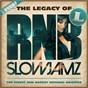 Compilation The legacy of rn'b slow jamz avec Groove Theory / Luther Vandross / Joe / H Town / Ginuwine...