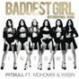 Album Baddest girl in town (international remix) de Pitbull