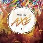 Compilation Muito axé, vol. 1 (ao vivo) avec Daniela Mercury / Bamdamel / Ara Ketu / Chiclete Com Banana / Preta Gil...