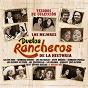 Compilation Tesoros de colección - los mejores duetos rancheros de la historia avec Joselito / Los dos Oros / Dueto América / Los dos Reales / Hermanas Huerta...