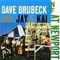 Album At newport de Dave Brubeck