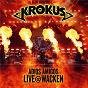 Album Adios Amigos Live @ Wacken de Krokus