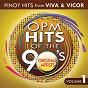 Compilation Opm hits of the 90's, vol. 1 avec Neocolours / Regine Velasquez / Freestyle / Zsa Zsa Padilla / Jaya...