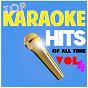 Album Top karaoke hits of all time, vol. 4 de Drunken Singers