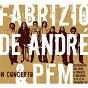Album Fabrizio de Andre' e PFM in concerto de Fabrizio de André