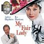 Compilation My fair lady avec Stanley Holloway / Frédérick Loewe / André Prévin / Wilfrid Hyde White / Marni Nixon...
