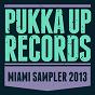 Compilation Miami sampler 2013 avec Carlo Astuti / Double Cream / Ron Carroll / Emilio Hernandez / Ridney...