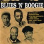 Compilation Savoy Blues 'N' Boogie avec H Bomb Ferguson / Big Jay Mcneely & His Blue Jays / Tommy Brown / Gatemouth Moore / Little Miss Sharecropper...
