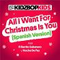 Album All I want for christmas is you (spanish version) de Kidz Bop Kids