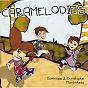 Album Caramélodies de Dominique Morandeau / Christophe Morandeau