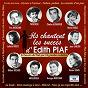 Compilation Ils chantent les succès d'edith piaf (24 succès de piaf par 24 grandes vedettes) avec Georges Moustaki / Marie Dubas / Renée Lebas / Patrice & Mario / Jean Sablon...