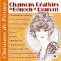 """Compilation Chansons réalistes de bénech et dumont (collection """"chansons de france"""") avec Marjal / Rosalie Dubois / Anny Flore / Louis Lynel / Catherine Gay..."""